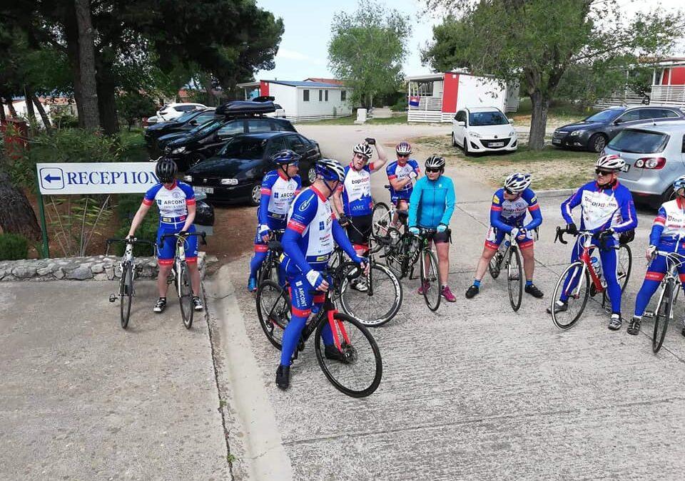 Prvomajsko kolesarjenje