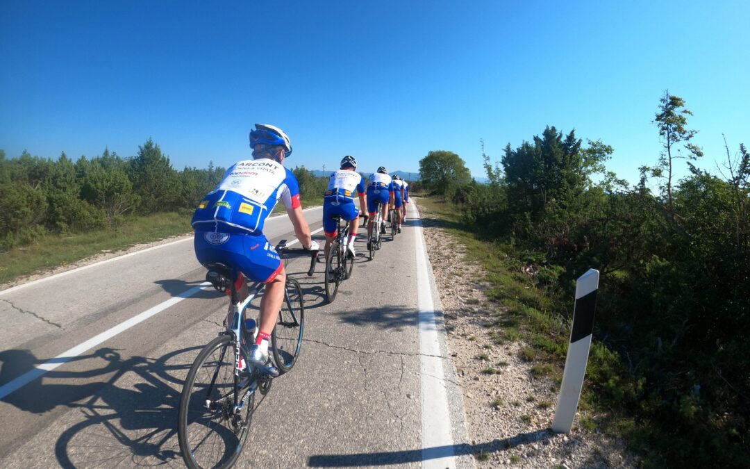 Večdnevno kolesarjenje